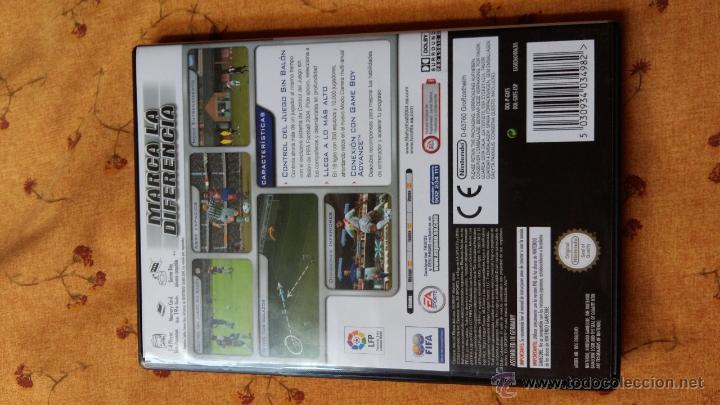 Videojuegos y Consolas: Juego de nintendo gamecube ngc fifa world cup 2004 game - Foto 3 - 51059751