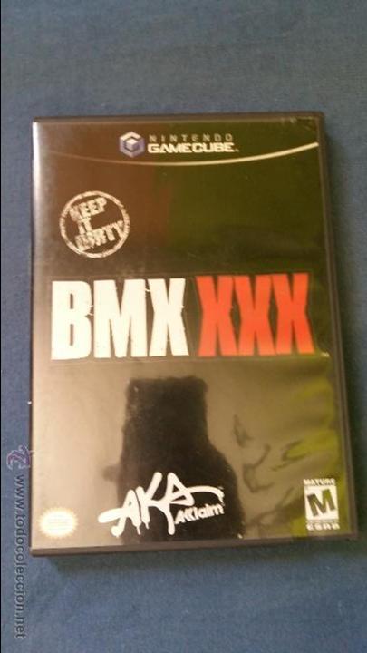 JUEGO DE NINTENDO GAMECUBE NGC MBX XXX ORIGINAL COMPLETO (VERSIÓN AMERICANA NTSC) (Juguetes - Videojuegos y Consolas - Nintendo - Gamecube)