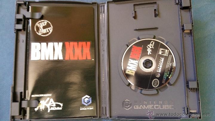 Videojuegos y Consolas: Juego de nintendo gamecube ngc MBX XXX original completo (versión americana NTSC) - Foto 2 - 51067559