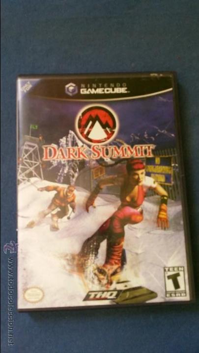 JUEGO DE NINTENDO GAMECUBE NGC DARK SUMMIT SNOWBOARD ORIGINAL COMPLETO (VERSIÓN AMERICANA NTSC) (Juguetes - Videojuegos y Consolas - Nintendo - Gamecube)