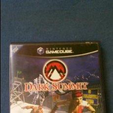 Videojuegos y Consolas: JUEGO DE NINTENDO GAMECUBE NGC DARK SUMMIT SNOWBOARD ORIGINAL COMPLETO (VERSIÓN AMERICANA NTSC). Lote 51068453