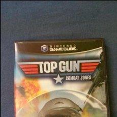 Videojuegos y Consolas: JUEGO DE NINTENDO GAMECUBE NGC TOP GUN COMBAT ZONE SHOOT ORIGINAL COMPLETO (VERSIÓN AMERICANA NTSC). Lote 51068762
