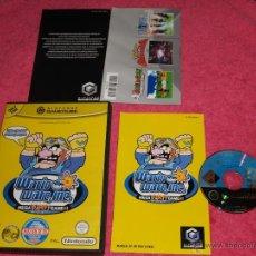 Videogiochi e Consoli: NINTENDO GAMECUBE WARIO WARE INC. PAL ESPAÑA COMPLETO. Lote 51958037