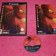 Videojuegos y Consolas: NINTENDO GAMECUBE SPIDER-MAN 2 PAL ESPAÑA COMPLETO. Lote 51958072