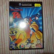 Videojuegos y Consolas: JUEGO PATO DONALD GAMECUBE PRECINTADO DE ORIGEN VALIDO CONSOLA WII Y NINTENDO GAME CUBE. Lote 52701370