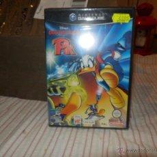 Videojuegos y Consolas: JUEGO PATO DONALD GAMECUBE PRECINTADO DE ORIGEN VALIDO CONSOLA WII Y NINTENDO GAME CUBE. Lote 52701454