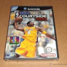 Videojuegos y Consolas: NBA COURTSIDE 2002 , A ESTRENAR PARA NINTENDO GAMECUBE / GAME CUBE, PAL. Lote 173417973