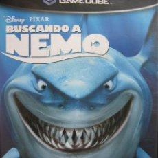 Videojuegos y Consolas: BUSCANDO A NEMO. PIXAR. EN ESPAÑOL. COMO NUEVO.. Lote 57301142