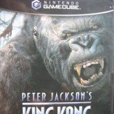 Videojuegos y Consolas: KING KONG. THE OFFICIAL GAME OF THE MOVIE. EN CASTELLANO. COMO NUEVO. . Lote 57301210