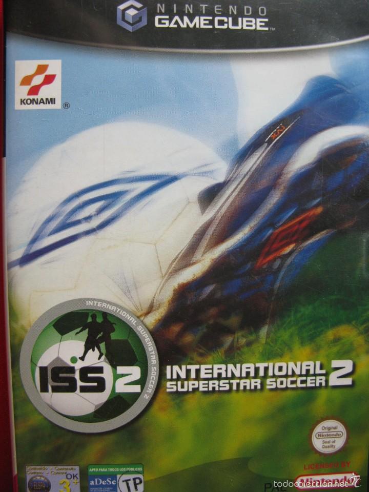 INTERNATIONAL SUPERSTAR SOCCER 2. ISS2. COMO NUEVO. (Juguetes - Videojuegos y Consolas - Nintendo - Gamecube)