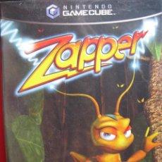 Videojuegos y Consolas: ZAPPER. COMO NUEVO.. Lote 57301383
