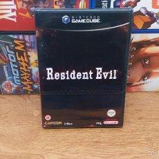 Videojuegos y Consolas: JUEGO NINTENDO GAMECUBE RESIDENT EVIL-NUEVO Y PRECINTADO-PAL EDICION. Lote 57494406