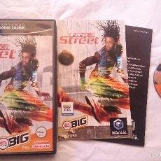 Videojuegos y Consolas: JUEGO COMPLETO FIFA STREET NINTENDO GAME CUBE GAMECUBE PAL. BUEN ESTADO.. Lote 57669591