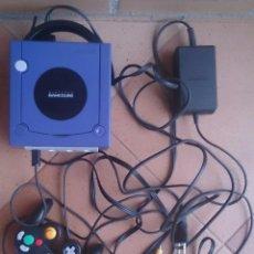 Videojuegos y Consolas: CONSOLA GAMECUBE GAME CUBE NINTENDO. Lote 58350094