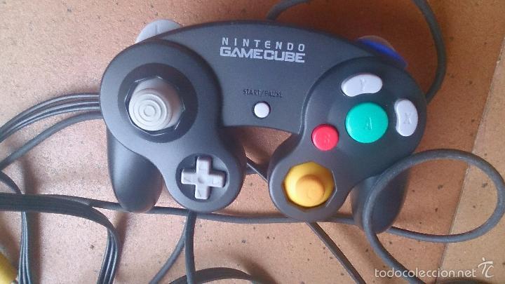 Videojuegos y Consolas: Consola Gamecube Game Cube Nintendo - Foto 2 - 58350094