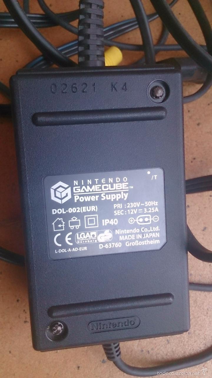 Videojuegos y Consolas: Consola Gamecube Game Cube Nintendo - Foto 3 - 58350094