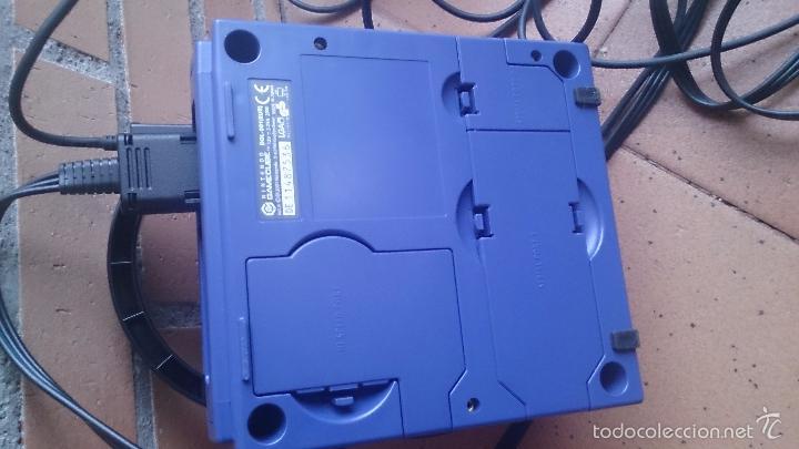 Videojuegos y Consolas: Consola Gamecube Game Cube Nintendo - Foto 6 - 58350094