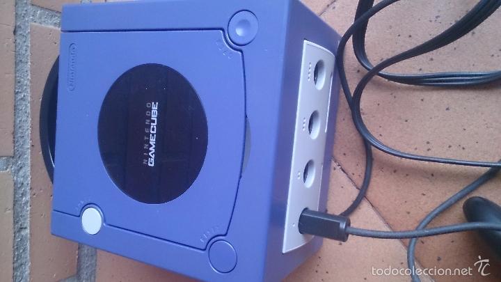 Videojuegos y Consolas: Consola Gamecube Game Cube Nintendo - Foto 7 - 58350094