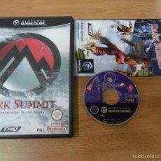 Videogiochi e Consoli: DARK SUMMIT - NINTENDO GAMECUBE GAME CUBE GC WII PAL ESP. Lote 58427120