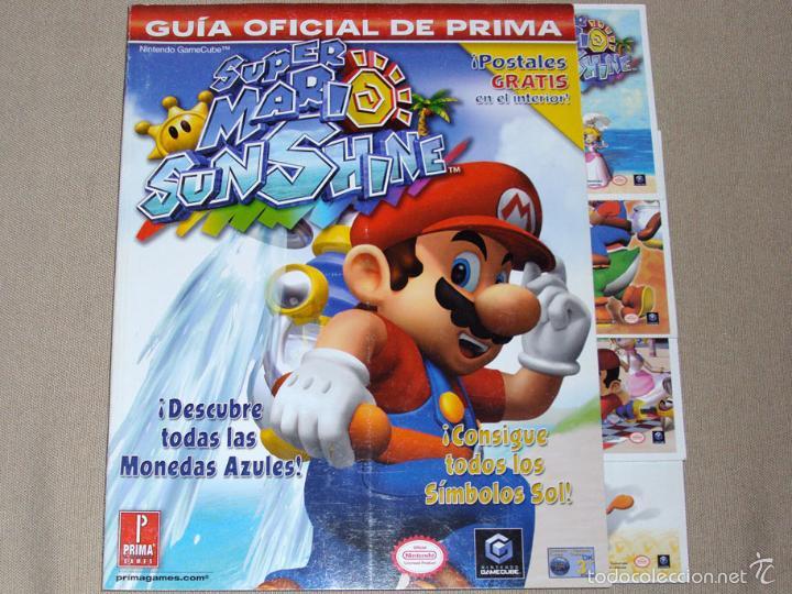 Super Mario Sunshine En Muy Buen Estado Ed Es Kaufen Videospiele
