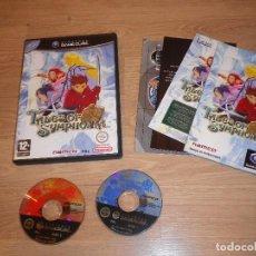 Videojuegos y Consolas: NINTENDO GAMECUBE GAME CUBE TALES OF SHYMPONIA. Lote 62743704