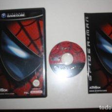 Videojuegos y Consolas: GAME CUBE SPIDERMAN. Lote 63619879