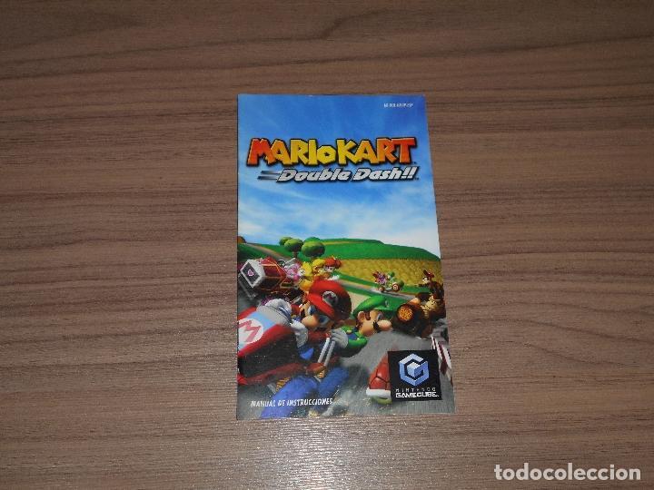 Mario Kart Double Dash Manual De Instrucciones Sold Through Direct Sale 64632683