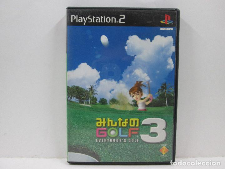 GOLF 3 PLAY STATION 2 NTCS-J (Juguetes - Videojuegos y Consolas - Nintendo - Gamecube)