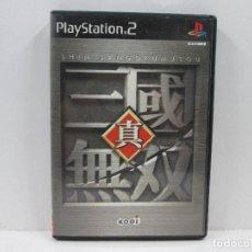 Videojuegos y Consolas: SHIN-SANGOKUMUSOU PLAY STATION 2 NTCS-J. Lote 65685054