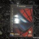 Videojuegos y Consolas: GAME CUBE NINTENDO GAMECUBE JUEGO SPIDERMAN VALIDO PARA WII. Lote 66436098