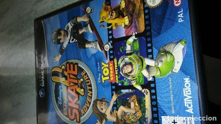 JUEGO SKATE NINTENDO GAMECUBE (Juguetes - Videojuegos y Consolas - Nintendo - Gamecube)