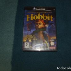 Videojuegos y Consolas: JUEGO NINTENDO GAMECUBE EL HOBBIT. Lote 162128742