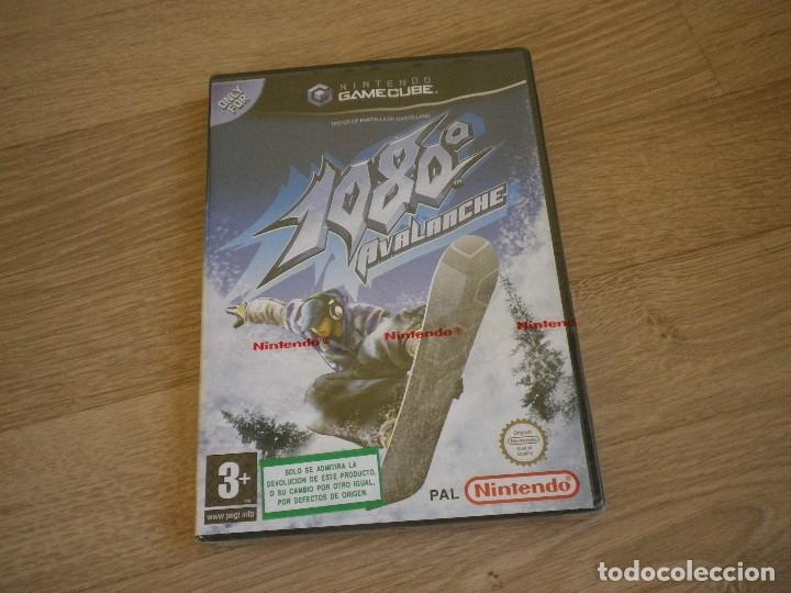 NINTENDO GAMECUBE GAME CUBE JUEGO AVALANCHE 1080 NUEVO (Juguetes - Videojuegos y Consolas - Nintendo - Gamecube)