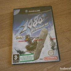Videojuegos y Consolas: NINTENDO GAMECUBE GAME CUBE JUEGO AVALANCHE 1080 NUEVO. Lote 69779193