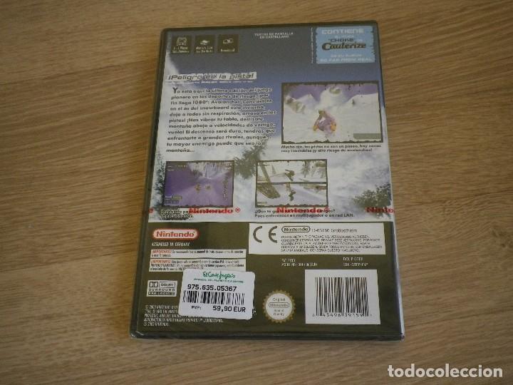 Videojuegos y Consolas: NINTENDO GAMECUBE GAME CUBE JUEGO AVALANCHE 1080 NUEVO - Foto 2 - 69779193