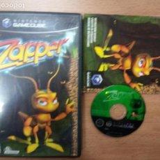 Videojuegos y Consolas: ZAPPER - NINTENDO GAME CUBE GAMECUBE GC WII - PAL ESP. Lote 72751735