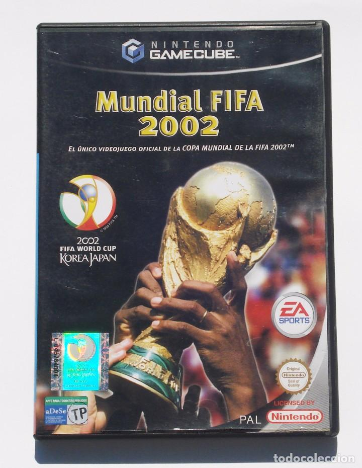 VIDEOJUEGO NINTENDO GAME CUBE GAMECUBE - MUNDIAL FIFA 2002 - EA SPORTS - PAL (Juguetes - Videojuegos y Consolas - Nintendo - Gamecube)