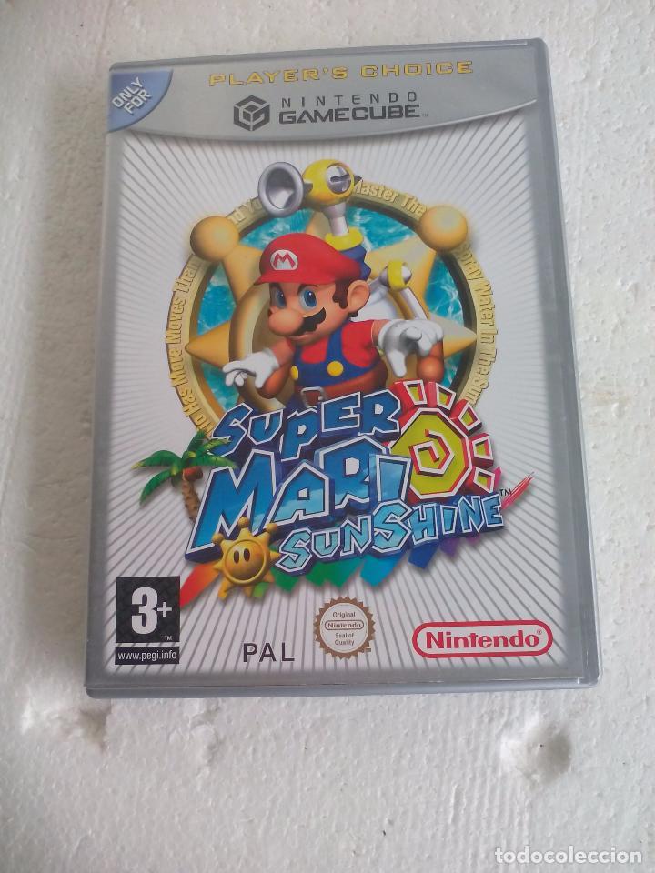 Super Mario Sunshine Pal Completo Juego Para Kaufen Videospiele