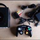 Videojuegos y Consolas: CONSOLA NINTENDO GAMECUBE / GAME CUBE PAL 2001 (CONEXIÓN SCART, 1 MANDO Y MEMORY CARD 251 BLOQUES). Lote 75715499