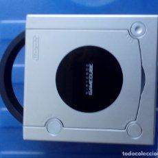 Videojuegos y Consolas: CONSOLA GAMECUBE PLATINUM - PAL - CON CABLES Y TARJETA 8MB. Lote 80368351