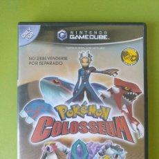 Videojuegos y Consolas: POKEMON COLOSSEUM GAMECUBE. Lote 81682796