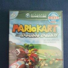 Videojuegos y Consolas: MARIO KART DOUBLE DASH NINTENDO GAMECUBE PAL ESPAÑA PRECINTADO. Lote 82563064