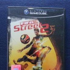 Videojuegos y Consolas: FIFA STREET 2 PAL DE ESPAÑA GAMECUBE GAME CUBE. Lote 83380340