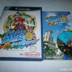 Videojuegos y Consolas: SUPER MARIO SUNSHINE GAME CUBE NINTENDO PAL ESPAÑA. Lote 218291381