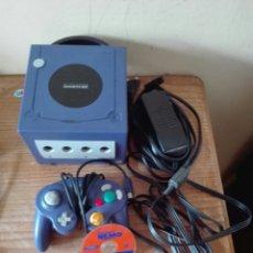 Videojuegos y Consolas: NINTENDO GAMECUBE+ 1JUEGO. Lote 91310848