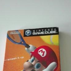 Videojuegos y Consolas: MARIO TENNIS GAMECUBE JAPONES. Lote 91353798