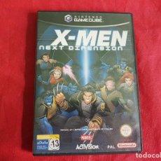 Videojuegos y Consolas: X-MEN NEXT DIMENSION NINTENDO GAMECUBE. Lote 93134225