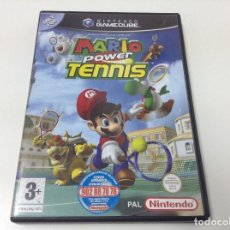 Videojuegos y Consolas: MARIO POWER TENNIS. Lote 95607123