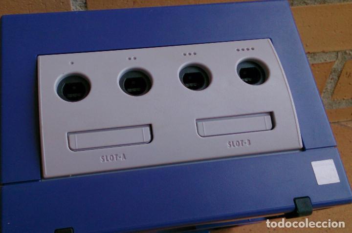 Videojuegos y Consolas: Consola Gamecube Game Cube Nintendo - Foto 8 - 58350094