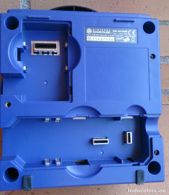 Videojuegos y Consolas: Consola Gamecube Game Cube Nintendo - Foto 10 - 58350094